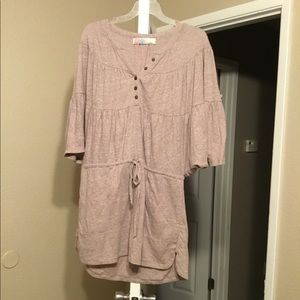 Free People Bathing Suit Coverup